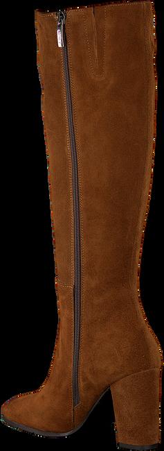 Cognacfarbene NOTRE-V Hohe Stiefel AH97  - large