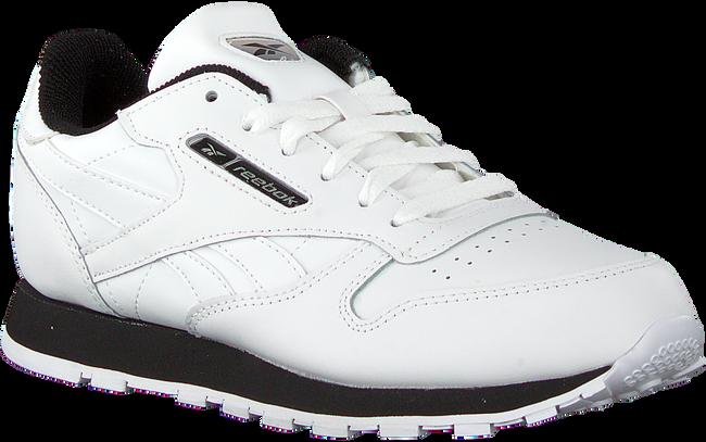 Weiße REEBOK Sneaker low CLASSIC LEATHER KIDS  - large