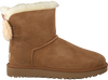 Cognacfarbene UGG Winterstiefel ARIELLE - small