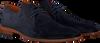 Blaue VAN LIER Business Schuhe 2013710  - small