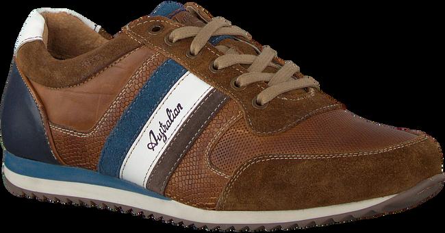 Cognacfarbene AUSTRALIAN Sneaker CORNWALL - large