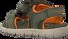 Grüne TIMBERLAND Sandalen NUBBLE L/F 2 STRAP  - small