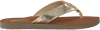 Goldfarbene TOMMY HILFIGER Pantolette GLITTER BEACH SANDAL - small