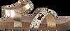 Goldfarbene GIOSEPPO Sandalen H48889  - small