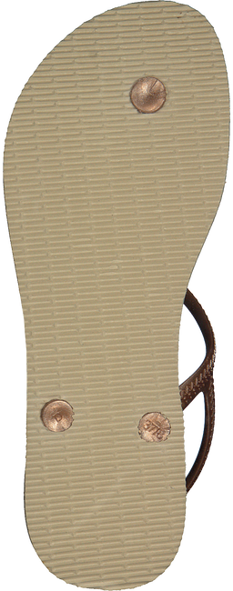 Beige HAVAIANAS Zehentrenner TWIST  - large
