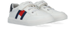 Weiße TOMMY HILFIGER Sneaker low 30702  - small