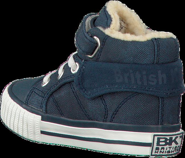 Blaue BRITISH KNIGHTS Sneaker ROCO - large