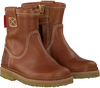 Cognacfarbene SHOESME Ankle Boots BC7W050 - small