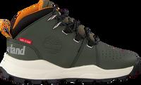 Grüne TIMBERLAND Sneaker high BROOKLYN CITY MID  - medium
