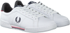 Weiße FRED PERRY Sneaker low B6202  - small