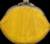 Gelbe BECKSONDERGAARD Portemonnaie GRANNY RAINBOW AW19  - medium