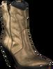 Goldfarbene TORAL Cowboystiefel 12031  - small