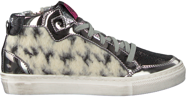 Graue P448 Sneaker LOVE - large