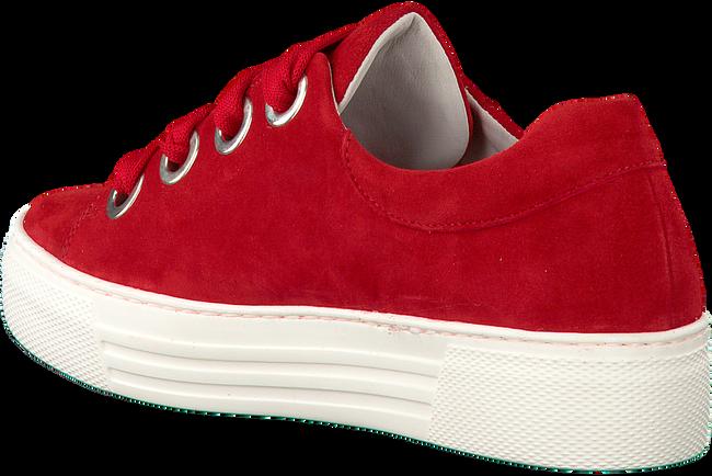 Rote GABOR Sneaker 464