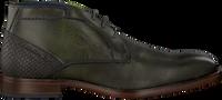 Grüne OMODA Business Schuhe 734-A - medium