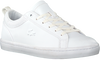 Weiße LACOSTE Sneaker low STRAIGHTSET 120 1  - small