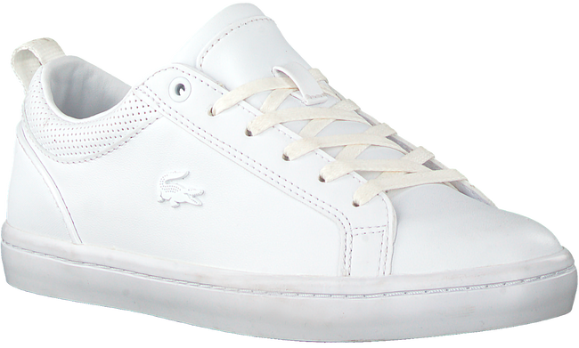 Weiße LACOSTE Sneaker low STRAIGHTSET 120 1  - large