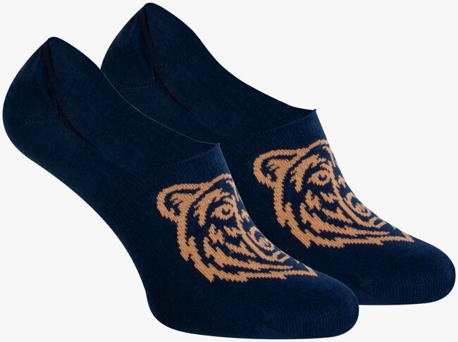 Blaue MARCMARCS Socken FILIP  - large