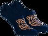 Blaue MARCMARCS Socken FILIP  - small