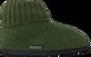 Grüne BERGSTEIN Hausschuhe COZY  - small