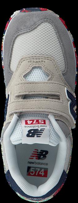 Weiße NEW BALANCE Sneaker YV574 M  - large