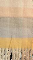 Weiße Yehwang Schal SOFT CHECKERED  - medium