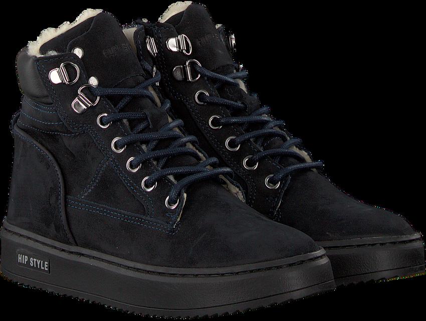 Blaue HIP Sneaker H2586 - larger