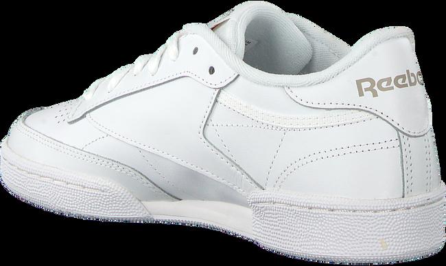Weiße REEBOK Sneaker CLUB C 85 WMN - large