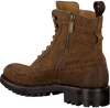 Taupe MAZZELTOV Schnürboots 9079  - small