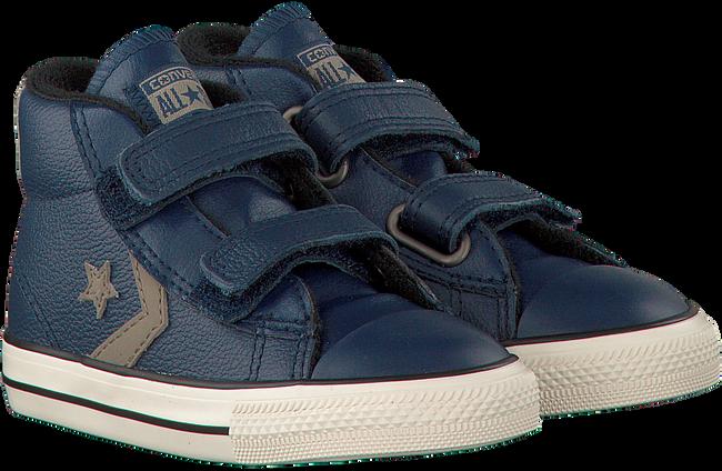 Blaue CONVERSE Sneaker STAR PLAYER MID 2V - large