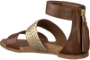 cognac UGG shoe MARABEL METALLIC  - small