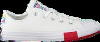 Weiße CONVERSE Sneaker low CHUCK TAYLOR ALL STAR OX KIDS  - medium