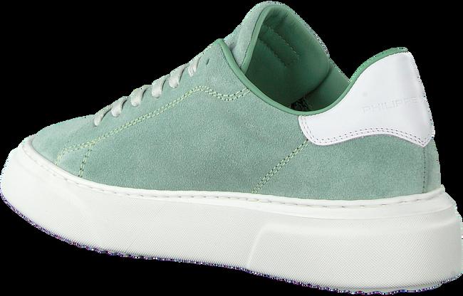 Grüne PHILIPPE MODEL Sneaker TEMPLE FEMME  - large