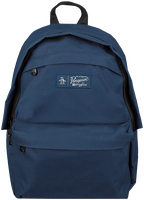 Blaue ORIGINAL PENGUIN Rucksack CHATHAM SCRIBBLE BACKPACK - medium