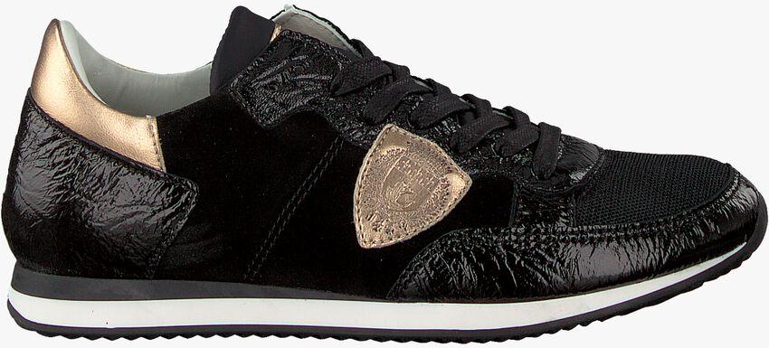 Schwarze PHILIPPE MODEL Sneaker TROPEZ L JUNIOR  - larger