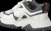 Weiße HUGO BOSS Sneaker ATOM RUNN  - small