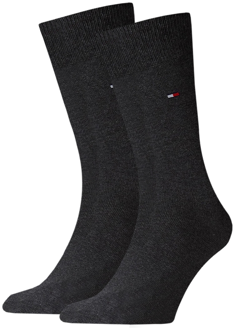 Graue TOMMY HILFIGER Socken TH MEN SOCK CLASSIC - large