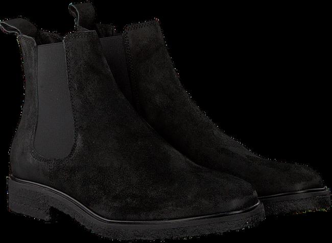 Schwarze GOOSECRAFT Chelsea Boots CHET CREPE CHELSEA - large
