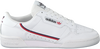 Weiße ADIDAS Sneaker CONTINENTAL 80  - small