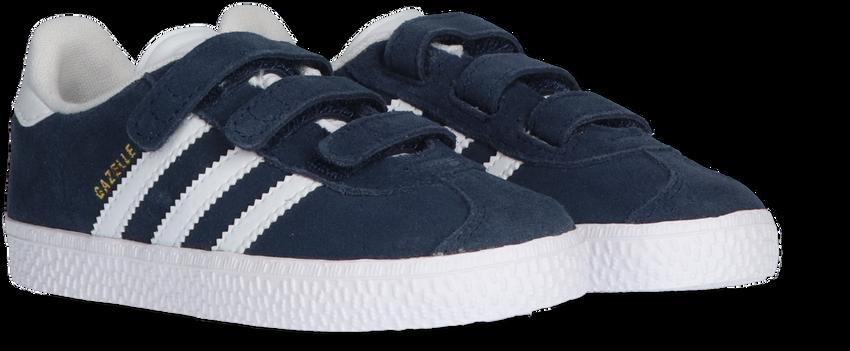 Blaue ADIDAS Sneaker GAZELLE CF I - larger