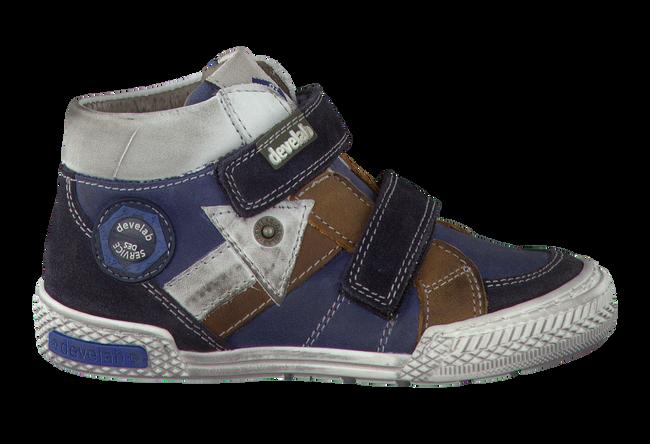 Blaue DEVELAB Sneaker 5244 - large