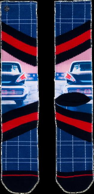 Mehrfarbige/Bunte XPOOOS Socken CHROME  - large