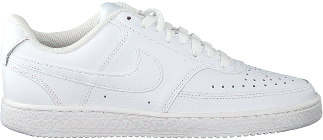 Weiße NIKE Sneaker low COURT VISION LOW WMNS  - large